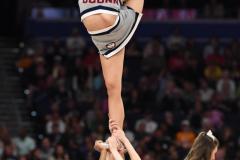 NCAA Women's Basketball FInal Four National Semi-Finals - Notre Dame 81 vs UConn 76 (108)