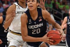 NCAA Women's Basketball FInal Four National Semi-Finals - Notre Dame 81 vs UConn 76 (112)