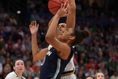 NCAA Women's Basketball FInal Four National Semi-Finals - Notre Dame 81 vs UConn 76 (113)