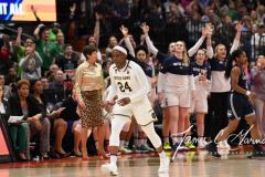 NCAA Women's Basketball FInal Four National Semi-Finals - Notre Dame 81 vs UConn 76 (118)