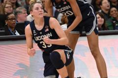 NCAA Women's Basketball FInal Four National Semi-Finals - Notre Dame 81 vs UConn 76 (119)