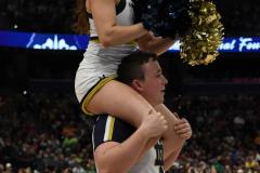NCAA Women's Basketball FInal Four National Semi-Finals - Notre Dame 81 vs UConn 76 (120)