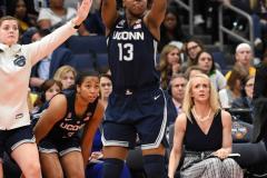 NCAA Women's Basketball FInal Four National Semi-Finals - Notre Dame 81 vs UConn 76 (122)