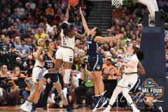 NCAA Women's Basketball FInal Four National Semi-Finals - Notre Dame 81 vs UConn 76 (130)