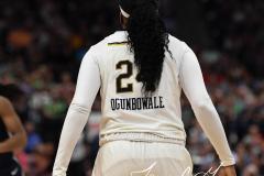 NCAA Women's Basketball FInal Four National Semi-Finals - Notre Dame 81 vs UConn 76 (142)