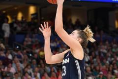 NCAA Women's Basketball FInal Four National Semi-Finals - Notre Dame 81 vs UConn 76 (143)