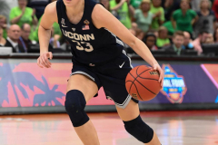 NCAA Women's Basketball FInal Four National Semi-Finals - Notre Dame 81 vs UConn 76 (144)