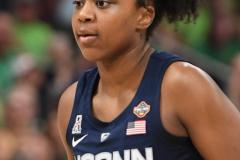 NCAA Women's Basketball FInal Four National Semi-Finals - Notre Dame 81 vs UConn 76 (147)