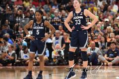 NCAA Women's Basketball FInal Four National Semi-Finals - Notre Dame 81 vs UConn 76 (148)