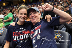 NCAA Women's Basketball FInal Four National Semi-Finals - Notre Dame 81 vs UConn 76 (15)