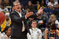 NCAA Women's Basketball FInal Four National Semi-Finals - Notre Dame 81 vs UConn 76 (150)