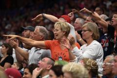 NCAA Women's Basketball FInal Four National Semi-Finals - Notre Dame 81 vs UConn 76 (151)