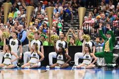 NCAA Women's Basketball FInal Four National Semi-Finals - Notre Dame 81 vs UConn 76 (156)
