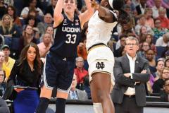 NCAA Women's Basketball FInal Four National Semi-Finals - Notre Dame 81 vs UConn 76 (160)