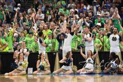NCAA Women's Basketball FInal Four National Semi-Finals - Notre Dame 81 vs UConn 76 (163)