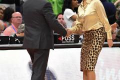 NCAA Women's Basketball FInal Four National Semi-Finals - Notre Dame 81 vs UConn 76 (166)
