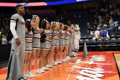NCAA Women's Basketball FInal Four National Semi-Finals - Notre Dame 81 vs UConn 76 (167)