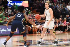 NCAA Women's Basketball FInal Four National Semi-Finals - Notre Dame 81 vs UConn 76 (17)