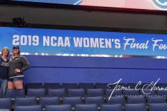 NCAA Women's Basketball FInal Four National Semi-Finals - Notre Dame 81 vs UConn 76 (170)