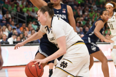 NCAA Women's Basketball FInal Four National Semi-Finals - Notre Dame 81 vs UConn 76 (18)
