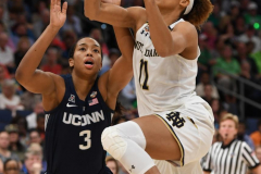 NCAA Women's Basketball FInal Four National Semi-Finals - Notre Dame 81 vs UConn 76 (19)