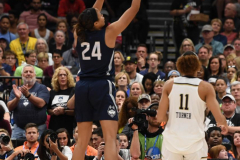 NCAA Women's Basketball FInal Four National Semi-Finals - Notre Dame 81 vs UConn 76 (21)