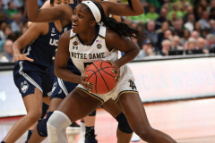 NCAA Women's Basketball FInal Four National Semi-Finals - Notre Dame 81 vs UConn 76 (22)