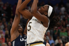 NCAA Women's Basketball FInal Four National Semi-Finals - Notre Dame 81 vs UConn 76 (23)