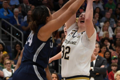 NCAA Women's Basketball FInal Four National Semi-Finals - Notre Dame 81 vs UConn 76 (25)