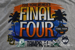 NCAA Women's Basketball FInal Four National Semi-Finals - Notre Dame 81 vs UConn 76 (3)