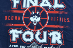 NCAA Women's Basketball FInal Four National Semi-Finals - Notre Dame 81 vs UConn 76 (4)