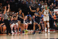 NCAA Women's Basketball FInal Four National Semi-Finals - Notre Dame 81 vs UConn 76 (42)