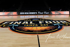NCAA Women's Basketball FInal Four National Semi-Finals - Notre Dame 81 vs UConn 76 (5)