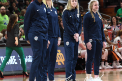 NCAA Women's Basketball FInal Four National Semi-Finals - Notre Dame 81 vs UConn 76 (54)