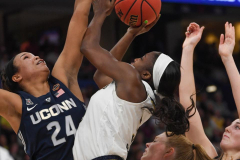NCAA Women's Basketball FInal Four National Semi-Finals - Notre Dame 81 vs UConn 76 (61)