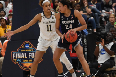 NCAA Women's Basketball FInal Four National Semi-Finals - Notre Dame 81 vs UConn 76 (64)