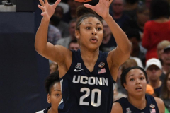 NCAA Women's Basketball FInal Four National Semi-Finals - Notre Dame 81 vs UConn 76 (76)