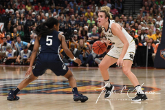 NCAA Women's Basketball FInal Four National Semi-Finals - Notre Dame 81 vs UConn 76 (81)
