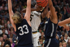 NCAA Women's Basketball FInal Four National Semi-Finals - Notre Dame 81 vs UConn 76 (86)