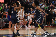 NCAA Women's Basketball FInal Four National Semi-Finals - Notre Dame 81 vs UConn 76 (90)