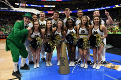 NCAA Women's Basketball FInal Four National Semi-Finals - Notre Dame 81 vs UConn 76 (92)