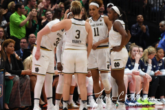 NCAA Women's Basketball FInal Four National Semi-Finals - Notre Dame 81 vs UConn 76 (94)