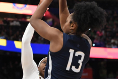NCAA Women's Basketball FInal Four National Semi-Finals - Notre Dame 81 vs UConn 76 (98)