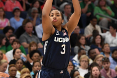 NCAA Women's Basketball FInal Four National Semi-Finals - Notre Dame 81 vs UConn 76 (99)