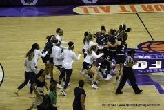 Gallery NCAA Womens Basketball - Final Four Semi Final: #1 Connecticut 89 vs #1 Notre Dame 91