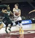 Gallery NCAA Women's Basketball: First Round Stockton Regional, Arizona State University Sun Devils 73 vs Michigan State Spartans 61