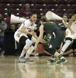 Gallery NCAA Women's Basketball: First Round Stockton Regional, Arizona State University Sun Devils 73 vs Michigan State Spartans 61