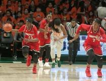Gallery NCAA Women's Basketball: Louisville 84, Miami 74