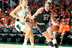Gallery NCAA Women's Basketball: Miami 81 vs. Stephen F. Austin 60