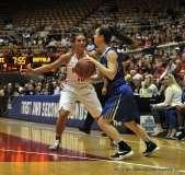 Gallery NCAA Women's Basketball - NCAA Tournament First Round - #3 Ohio State 88 v. #14 Buffalo 69